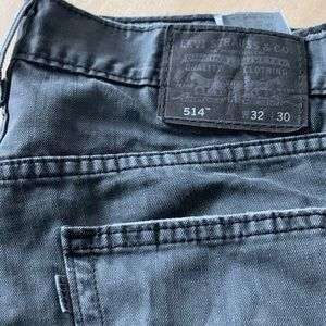 Levi's Slim Straight 514 Black Label Jeans 32x30